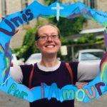 Montreal Churches-Pride march-July2019-shot of Sabrina Heffernan